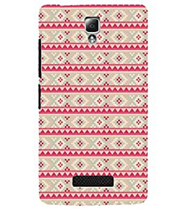 PrintDhaba Pattern D-5212 Back Case Cover for LENOVO A2010 (Multi-Coloured)