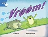 Jill Atkins Rigby Star Guided 1 Blue Level: Vroom!: Pupil Book