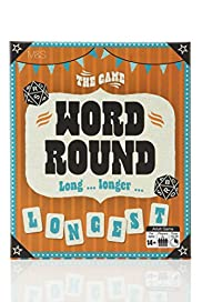 The Game of Word Round [T40-5157G-S]