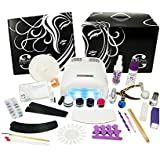 Kit L Manucure Faux Ongles 36W Gel UV - Monophase - Manucure, Faux Ongles & Nail Art
