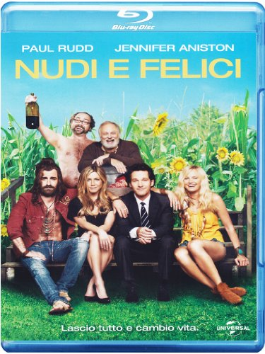 Nudi e felici [Blu-ray] [IT Import]