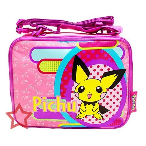 Pokemon Pikachu Lunch Bag - 1