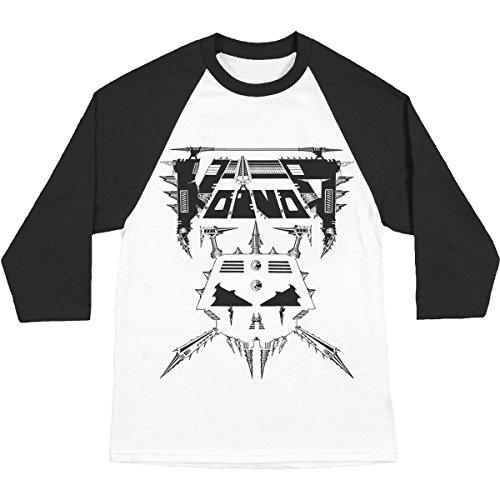 Voivod -  T-shirt - Uomo Nero nero S/XXL