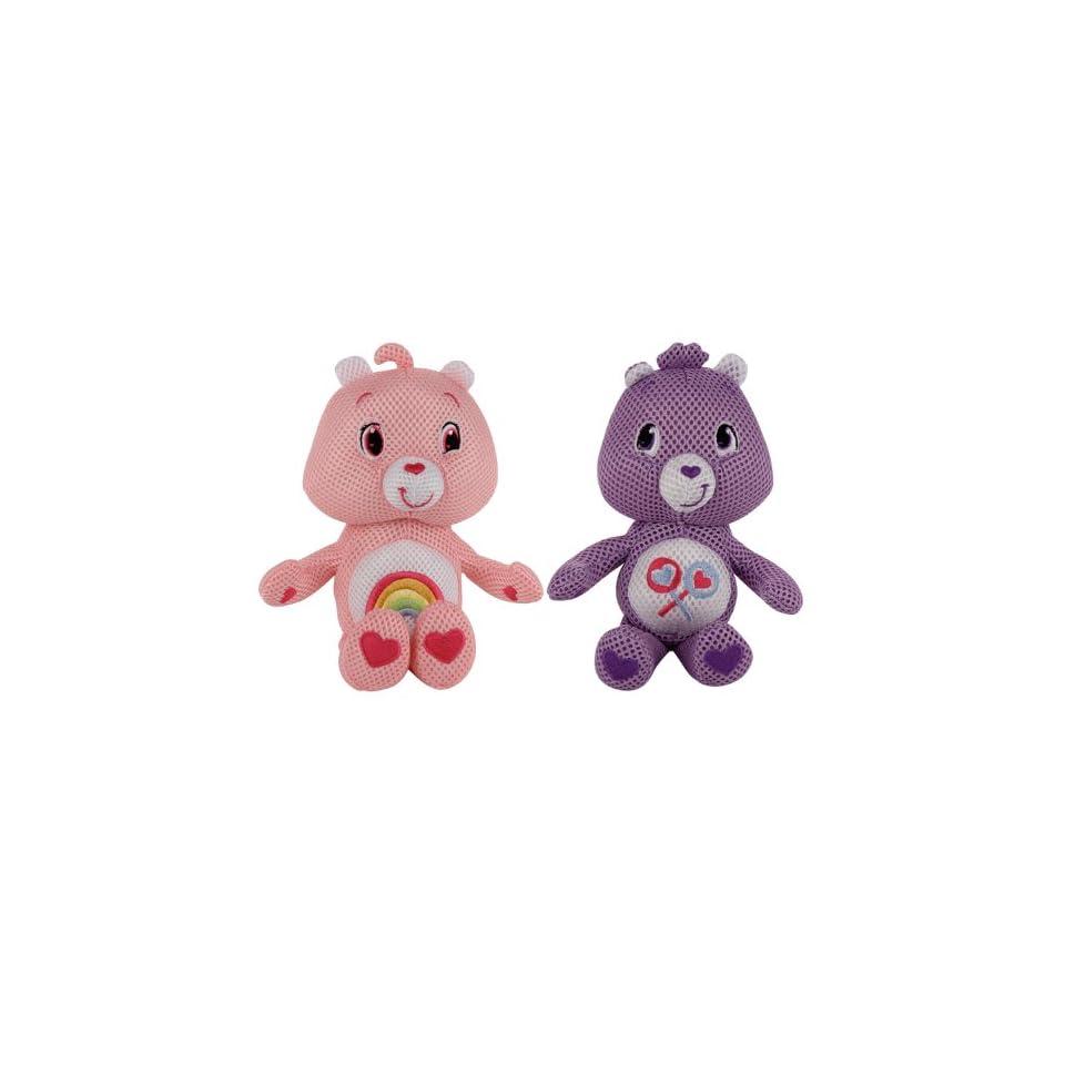 Care Bears Splish Splashers Water Toy Plush   Share Bear & Cheer Bear (2 pack)