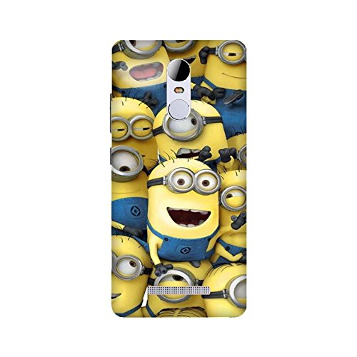 the best attitude 1361b 27795 theStyleO Minions Designer Printed Mobile Back Case and Covers for Xiaomi  Redmi Note 3 [Redmi Note 3 Back Cover]