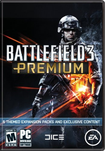 Battlefield 3: Premium Service [Online Game Code] (Battlefield 3 Digital Download compare prices)