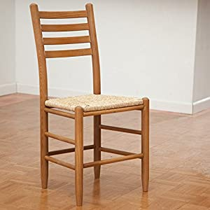 Carolina Ladder Back Chair Finish: Unfinished