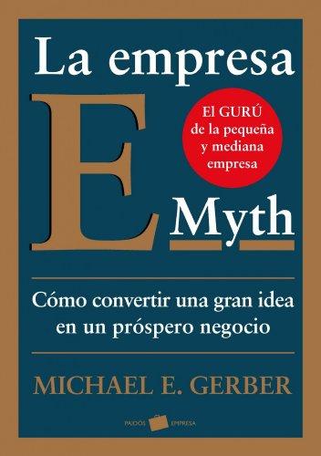 LA EMPRESA E-MYTH descarga pdf epub mobi fb2