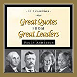 img - for 2015 Great Quotes from Great Leaders Boxed Calendar book / textbook / text book