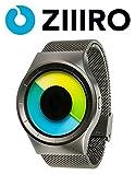 【日本正規代理店】 ZIIIRO ジーロ ドイツ 腕時計 CELESTE セレステ Gunmetal Colored Z0005WGYG