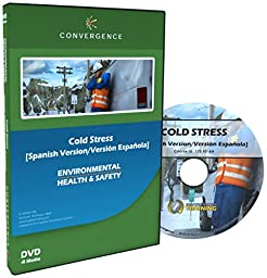 Convergence Training C-372-ES-US Cold Stress DVD, Spanish