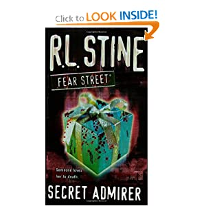 Secret Admirer (Fear Street, No. 36) by