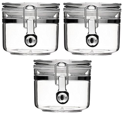 3-x-acrylic-400ml-silicone-seal-airtight-seal-food-conatiners