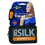 Sea to Summit 100% Premium Silk Liner