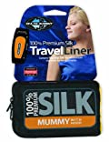 Sea to Summit 100% Premium Stretch Silk Liner
