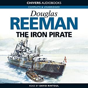 The Iron Pirate Audiobook