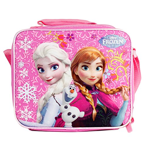 Disney Frozen Soft Lunch Kit Featuring Elsa, Anna & Olaf