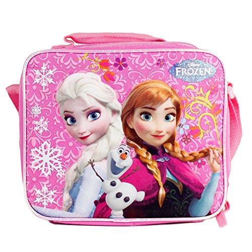 Disney Frozen Soft Lunch Kit Featuring Elsa, Anna & Olaf