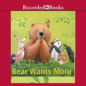 Bear Wants More Audiobook