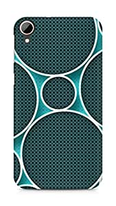 Amez designer printed 3d premium high quality back case cover for HTC Desire 828 (Abstract Colorful 4)