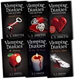 L J Smith L J Smith Vampire Diaries 8 Titles in 6 Books Collection Pack Set RRP: £50.83 (The Awakening AND The Struggle Bks. 1 & 2, The Fury: AND The Reunion Bks. 3 & 4, The Return: Nightfall, The Return: Shadow Souls, The Return: Midnight, Phantom)