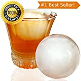 Ice Ball Mold - Steal These Massive Ice Ball Makers - DeluxIce Ice Ball Maker