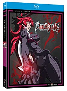 Witchblade: The Complete Series (anime Classics) [Blu-ray]