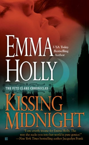 Image of Kissing Midnight (Fitz Clare Chronicles)