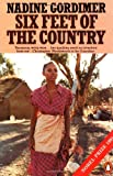 Six Feet of the Country (0140065598) by Gordimer, Nadine