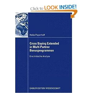 Cross Buying Extended in Multi Partner Bonusprogrammen cover