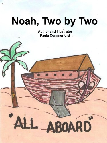 Noah S Ark Animals Two By Two