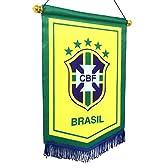 海外サッカー クラブ・代表チーム エンブレム ペナント (全14種) ブラジル Brazil