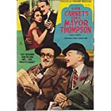 LOS CARNETS DEL MAYOR THOMPSON. Peliculas Famosas, nº 17 (Version completa). Jack Buchanan, Martine Carol, Noël...