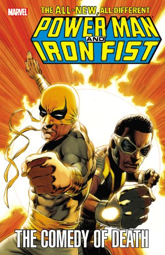 Power Man And Iron Fist: The Comedy Of Death front-583705