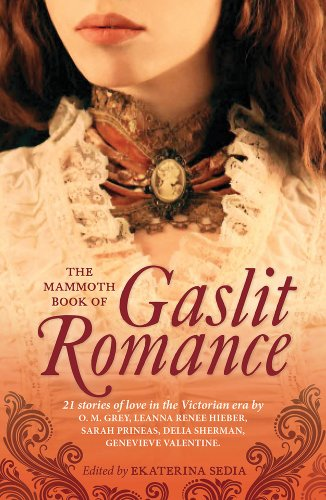 Publication The Mammoth Book Of Gaslit Romance