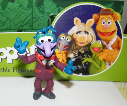 Gonzo Muppet Figure Figurine Disney Exclusive
