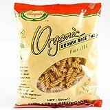 Rizopia Organic Brown Rice Fusilli 500g - CLF-RIZ-OBRFU