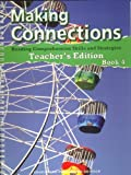 img - for Making Connections, Reading Comprehension Skills and Strategies, Teacher's Edition Book 4 book / textbook / text book