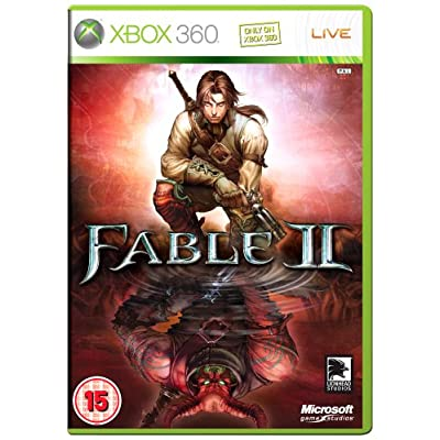 Fable II cover