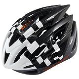 DOPPELGANGER ヘルメット M-XLサイズ [頭周囲:58~62cm] 重量:約252g ジャパニーズフィットサイズ アジャスター付 着脱可能インナーパッド CE適合/製品安全基準合格品 DH006