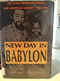 img - for A New Day in Babylon: Black Power Movement and American Culture, 1965-75 by Van Deburg (1992-08-01) book / textbook / text book