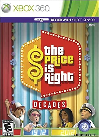 The Price is Right Decades - Kinect Required