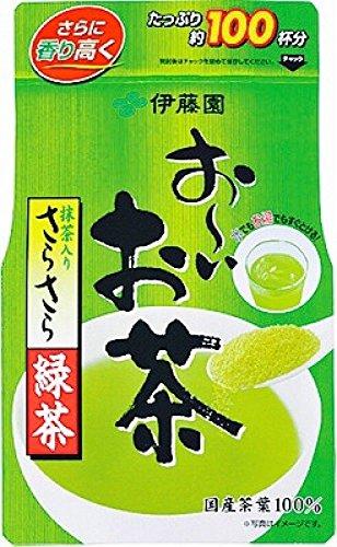 Ito En Green Tea Powder 80G Matcha Blend F/S From Japan