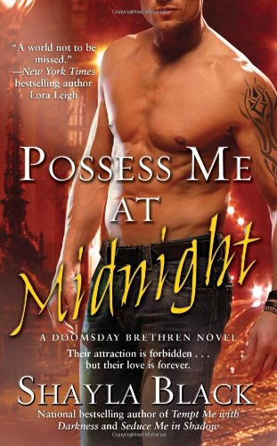 Image of Possess Me at Midnight (The Doomsday Brethren, Book 3)