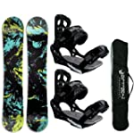 AIRTRACKS SNOWBOARD SET - BOARD STORM...