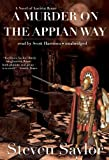 img - for A Murder on the Appian Way: A Mystery of Ancient Rome (Roma Sub Rosa series, Book 5) book / textbook / text book