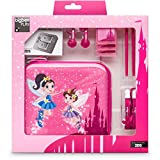 Bigben Interactive - 10 IN 1 FAIRY ACCESSORY PACK, COLOR PINK WITH 2 FAIRIES FOR 2DS