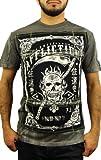 Affliction Death Clock Short Sleeve T-Shirt