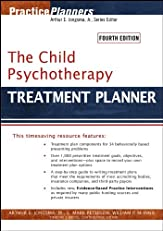 The Child Psychotherapy Treatment Planner (PracticePlanners)