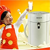 BONUS PACK! Joyoung CTS1068 Easy Clean Automatic Hot Soy Milk Maker with FREE Soybean Bonus